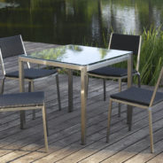 5 Types of Outdoor Furniture – Bespoke Furniture in Singapore.