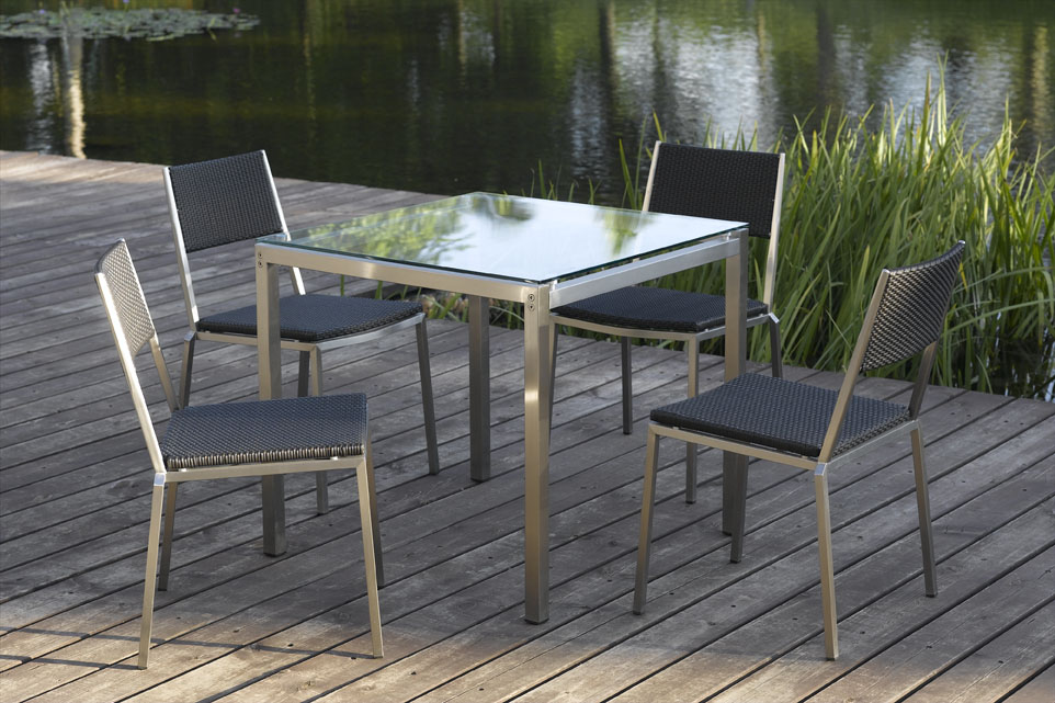 outdoor furniture - stainless steel bespoke furniture in singapore 1