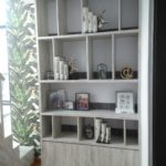 Leville Project – Custom Decoration Cabinet Singapore