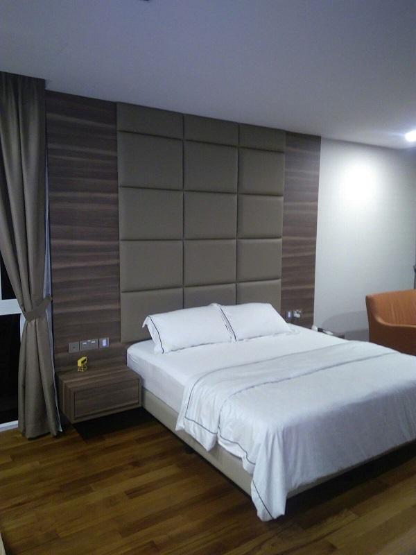 Branksome Road Project – Bedroom Design