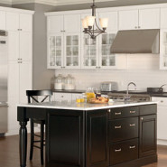 Cabinetry, Furniture and Structure Flow