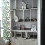 Leville Project – Custom Decoration Cabinet Singapore