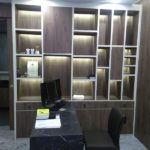 Branksome Road Project – Custom Kitchen Cabinet