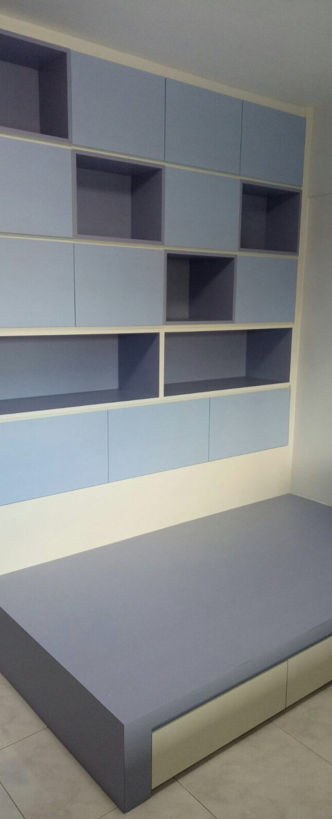 Jurong East Project – Closet