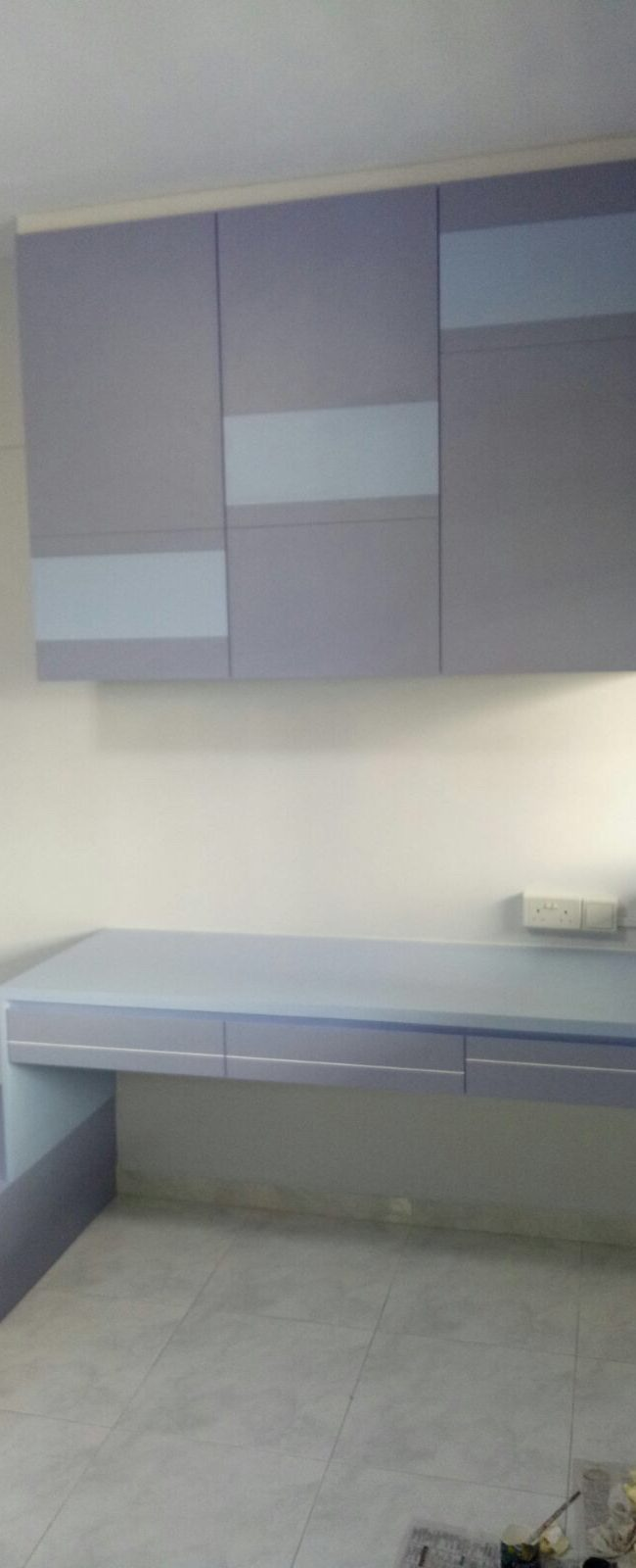 Jurong East Project – Combination of Closet & Dresser